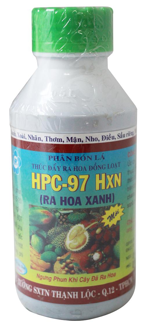 HPC-97 HXN ra hoa xanh