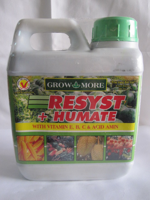 GROWMORE RESYST HUMATE