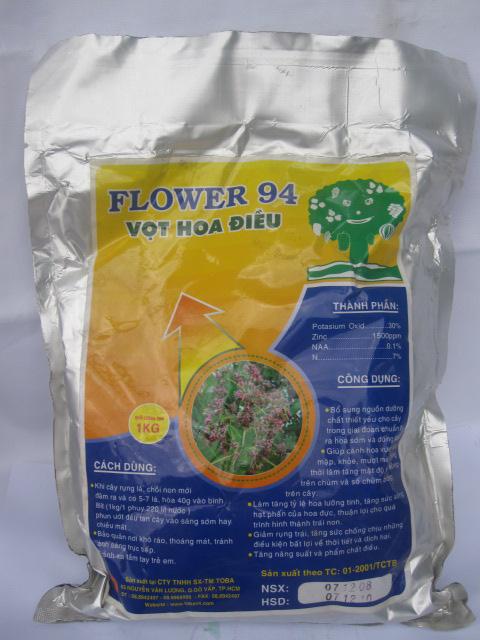 FLOWER-94 VỌT HOA ĐIỀU