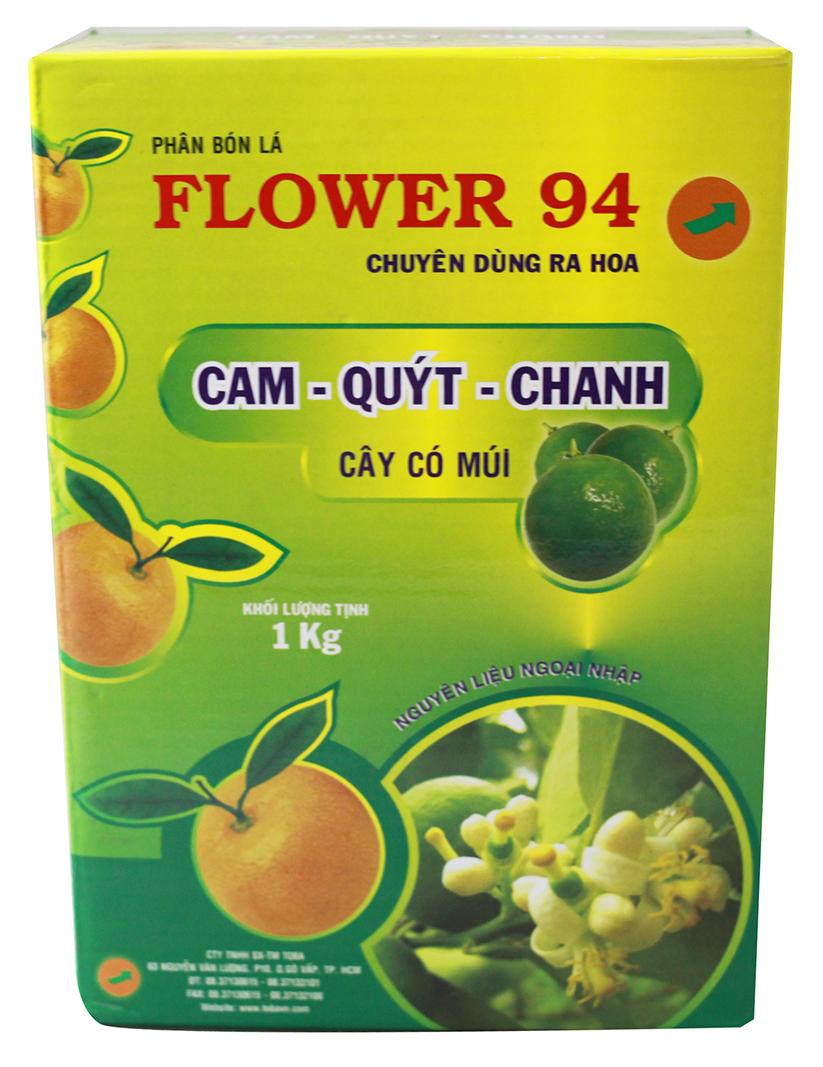 FLOWER-94 CAM QUÝT CHANH