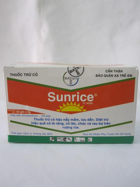 SUNRICE 15WDG