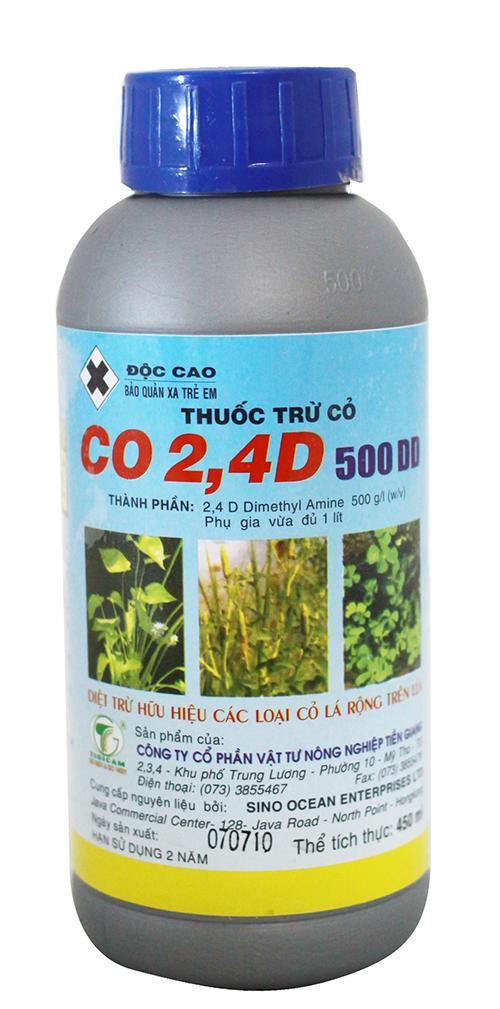 CO 2,4D 500DD
