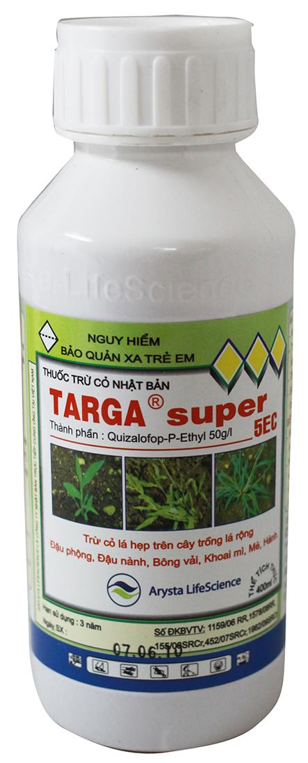 TARGA SUPER 5EC