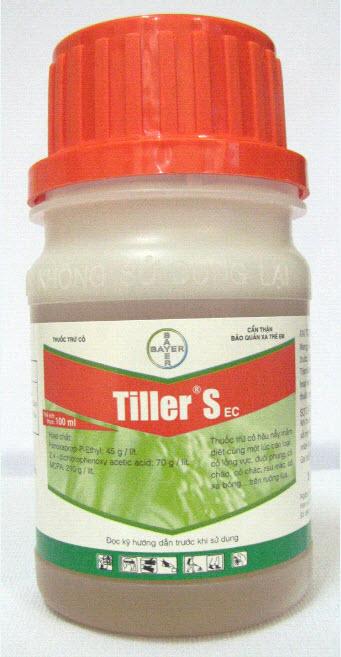 TILLER S EC