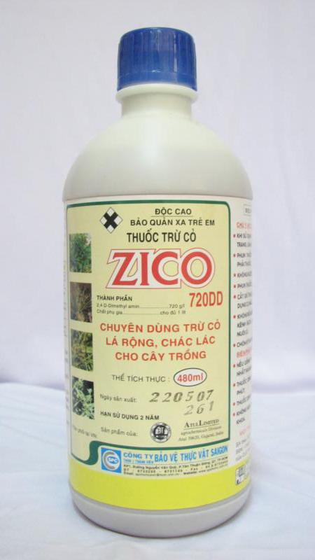 ZICO 720DD