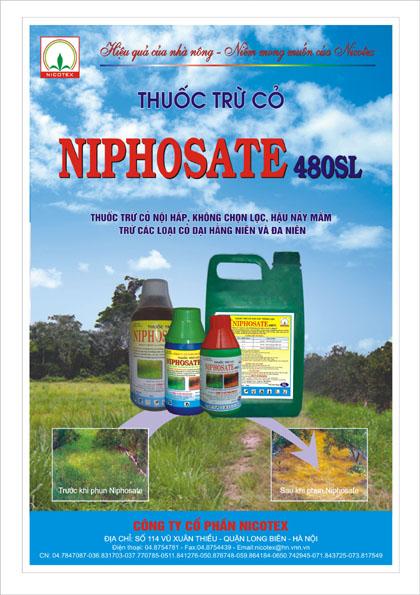 NIPHOSATE 480SL