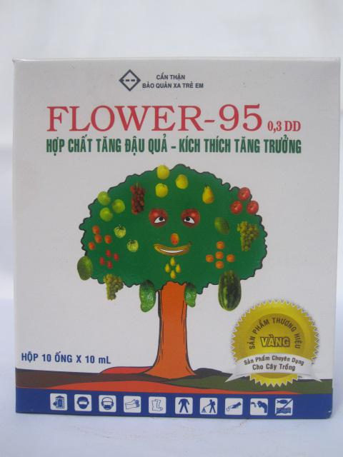 FLOWER-95 0,3DD