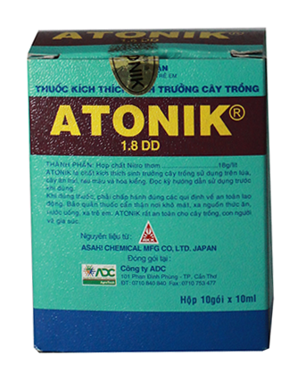 ATONIK 1.8DD