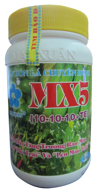 MX5 10-10-10 + TE