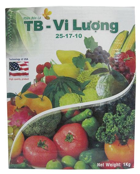 TB-VI LƯỢNG 25-17-10