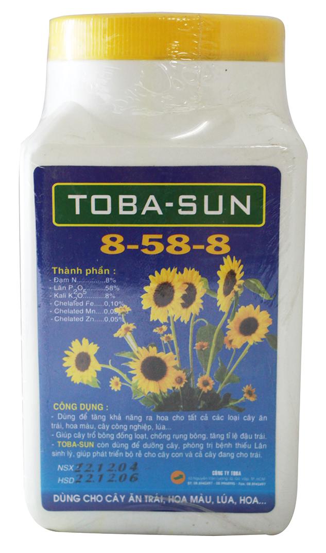 TOBA-SUN 8-58-8