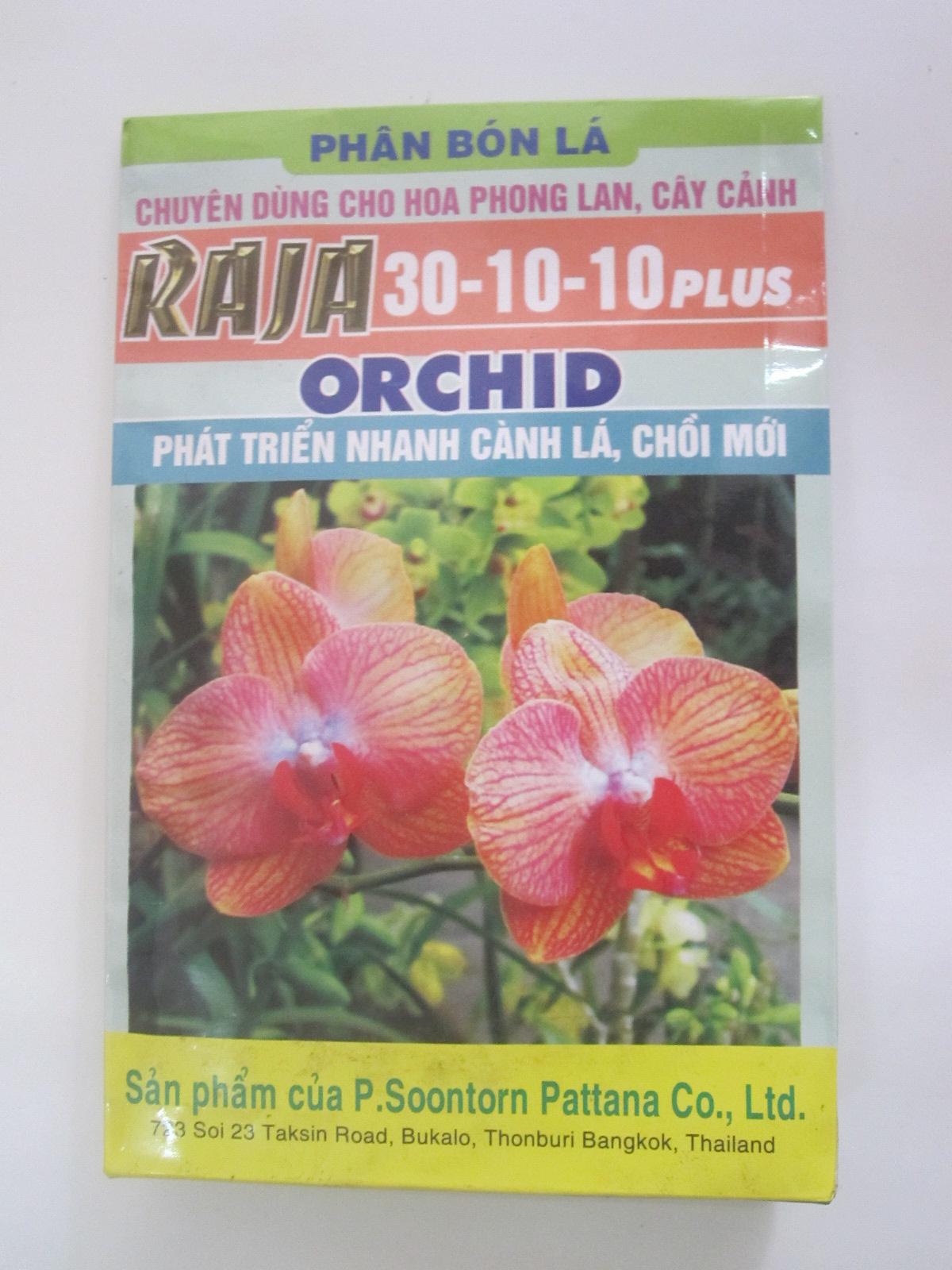 RAJA ORCHID 30-10-10