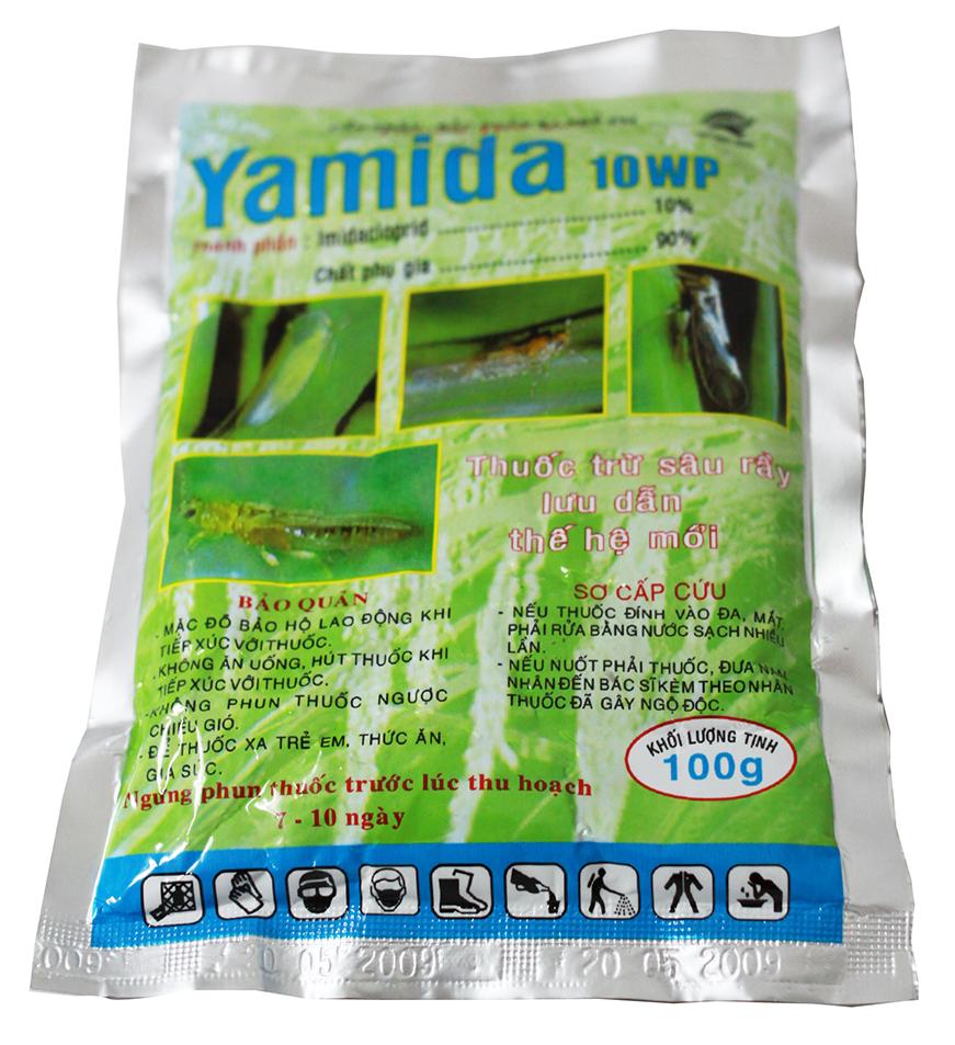 YAMIDA 10WP