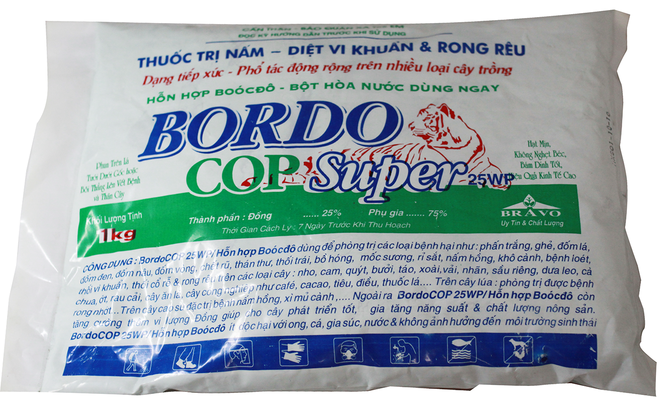 BORDO COP SUPER 25WP 25gr