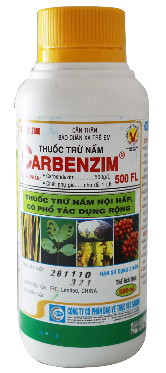 CARBENZIM 500FL 500ml