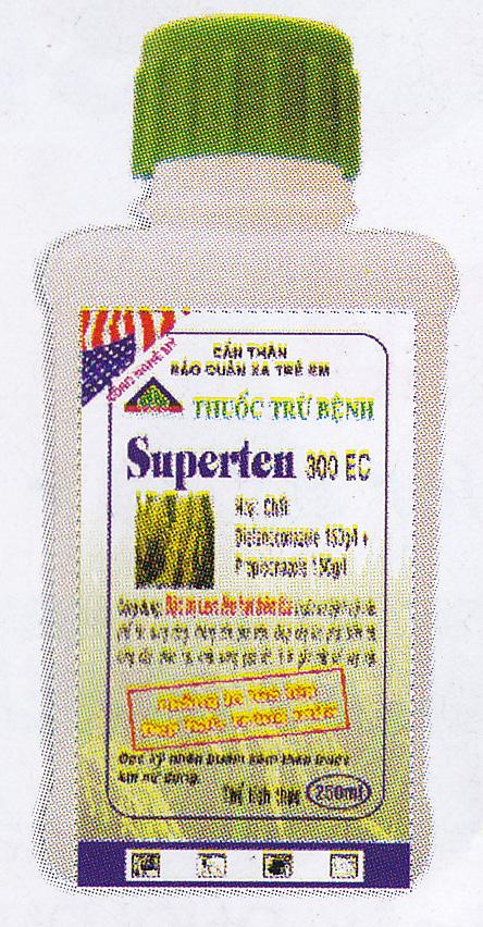 SUPERTEN 300EC