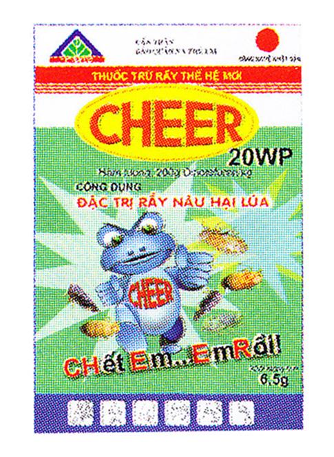 CHEER 20WP