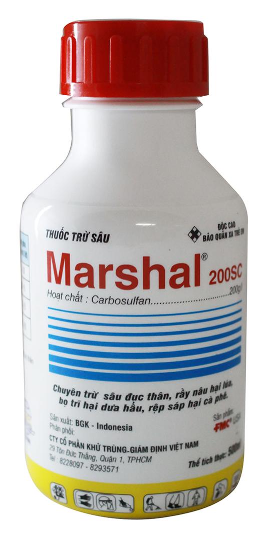 MARSHAL 200SC 100ml