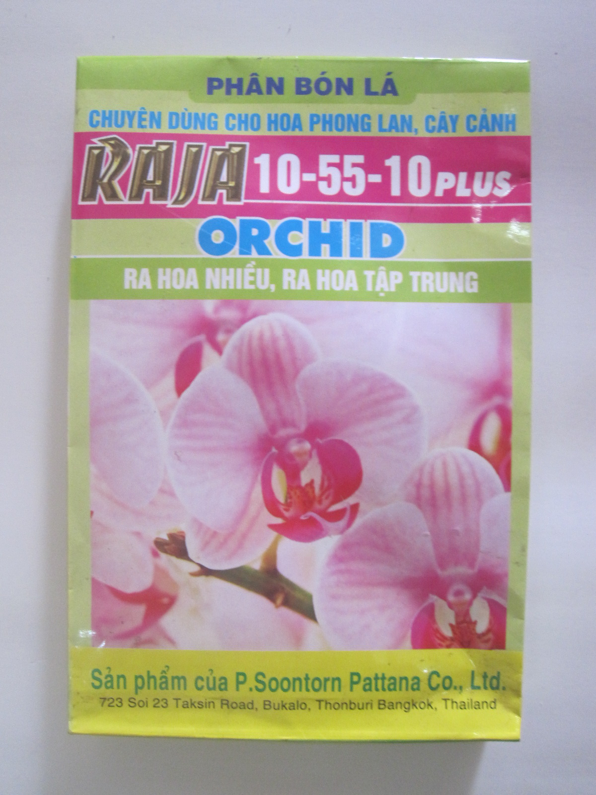 RAJA 10-55-10 500gr