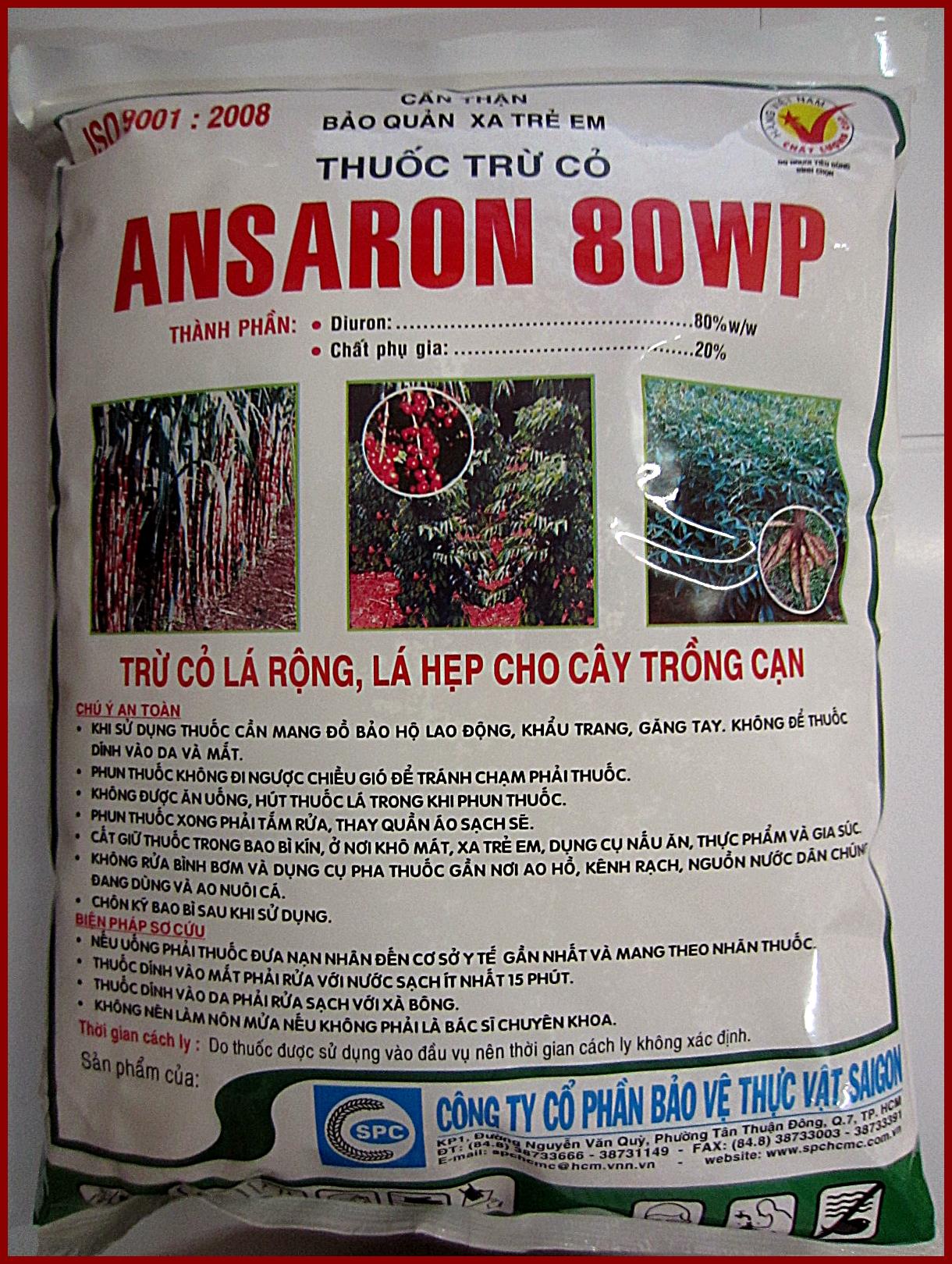 ANSARON 80WP