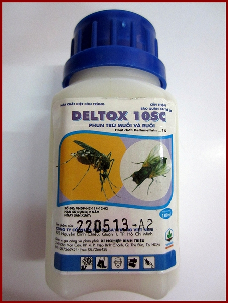 DELTOX 10SC 100ml