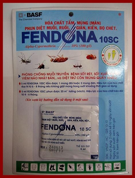 FENDONA 10SC