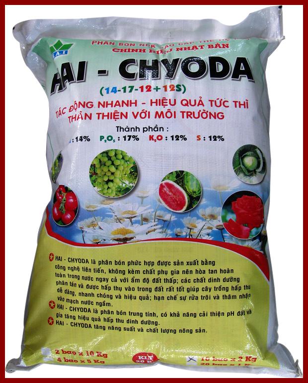 HAI - CHYODA 2kg
