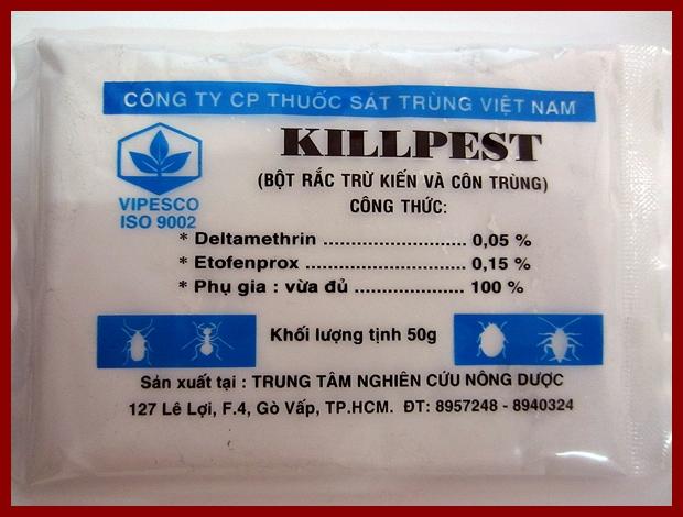 KILLPEST 50G
