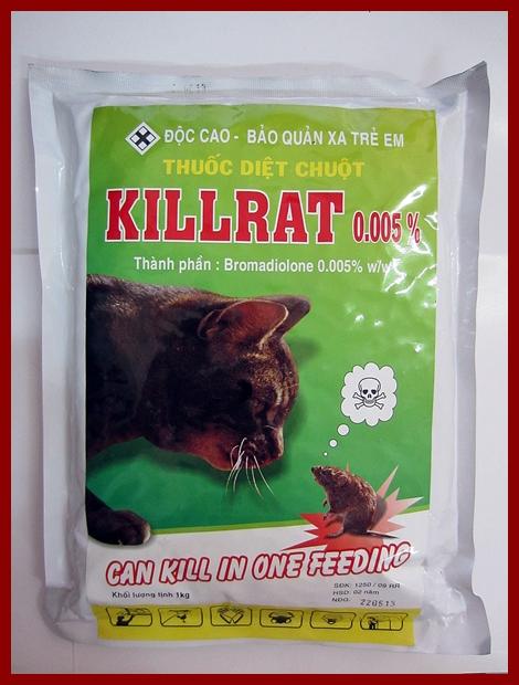 KILLRAT 1kg