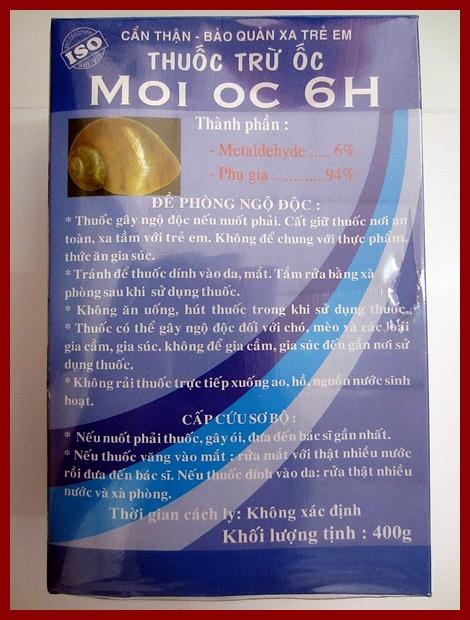 MOI OC 6H 100G