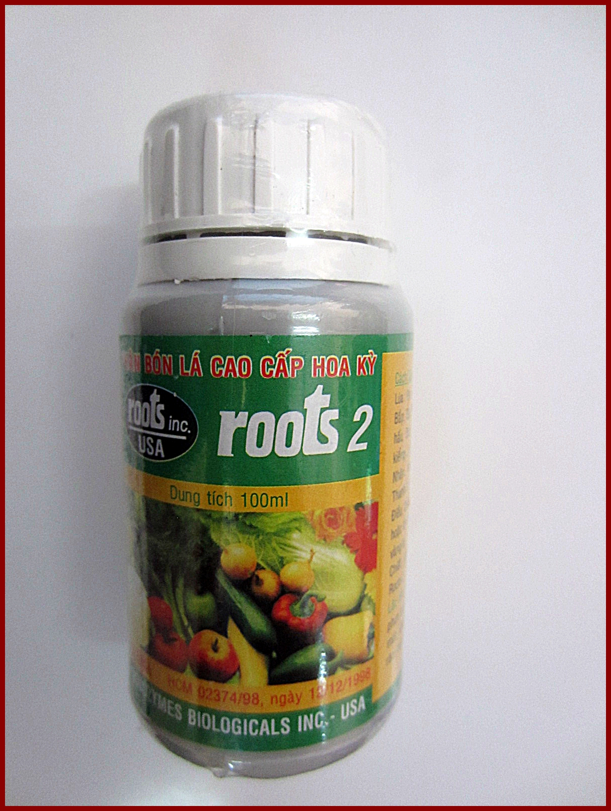 ROOTS 2 8ml
