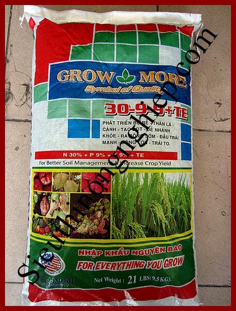 GROWMORE 30-9-9 1kg